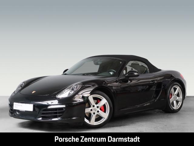 Porsche Boxster S 3.4 PDK PASM Tempostat, Jahr 2014, Benzin
