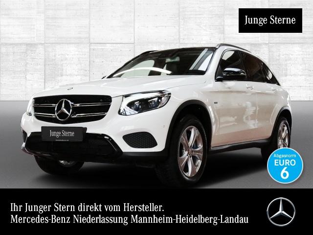 Mercedes-Benz GLC 350 e 4M Exclusive AMG Pano COMAND ILS LED PTS, Jahr 2016, petrol