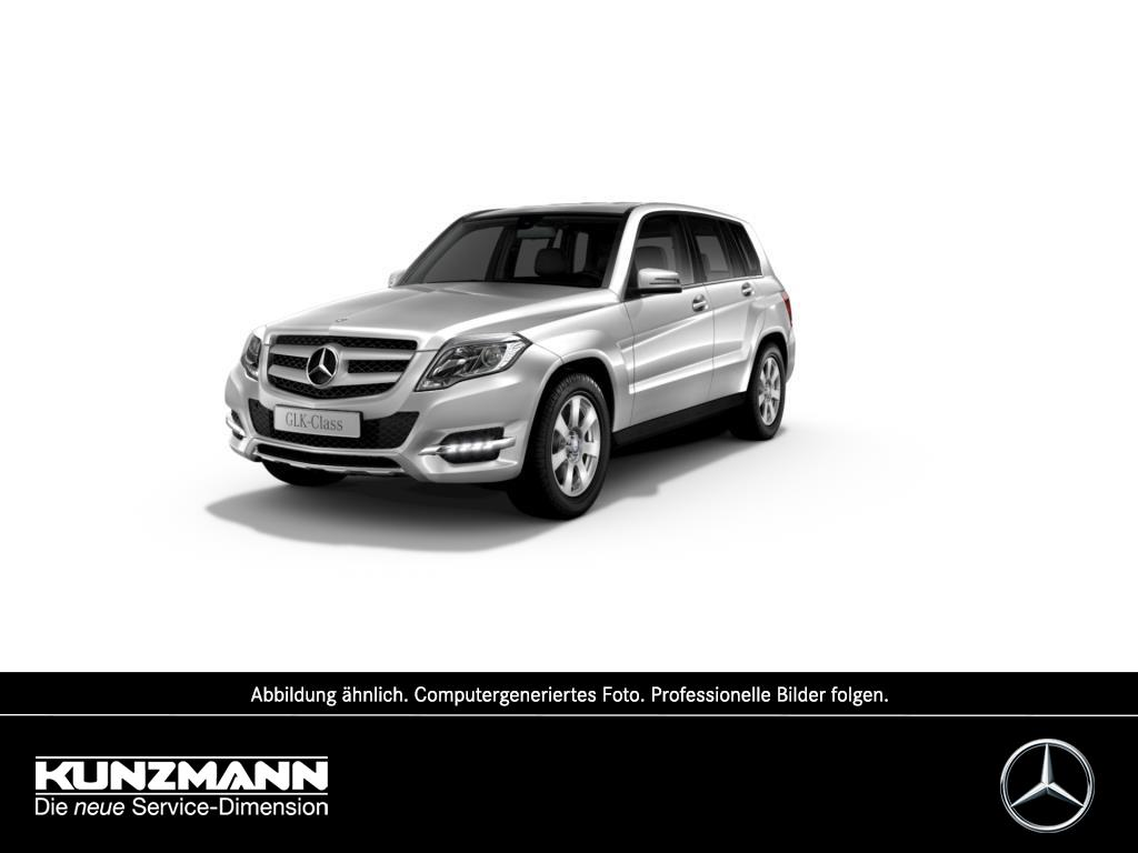 Mercedes-Benz GLK 220 CDI 4M AHK Klimaanlage SHZ Tempomat, Jahr 2013, Diesel