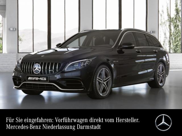 Mercedes-Benz C 63 T-Modell Sportpaket Navi LED Klima, Jahr 2020, Benzin