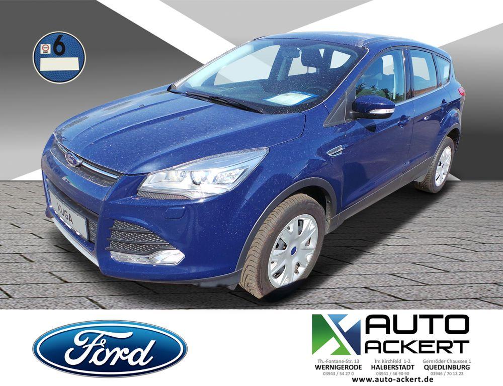 Ford Kuga 2.0 TDCi 4x4 Trend, Jahr 2014, diesel