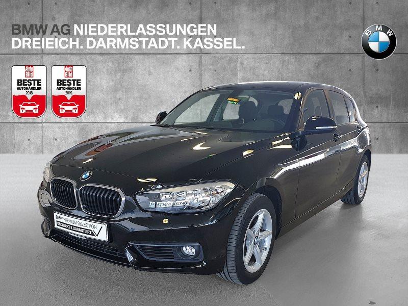 BMW 120i 5-Türer Advantage Tempomat USB PDC, Jahr 2017, Benzin