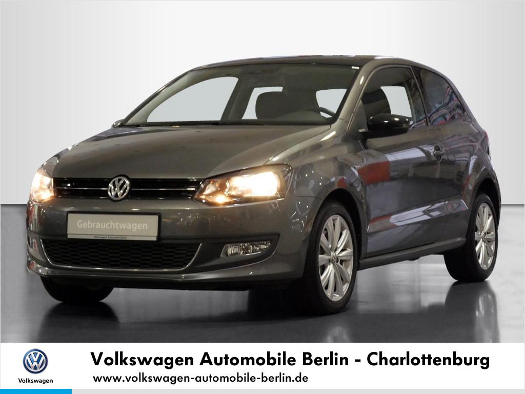 Volkswagen Polo 1.2 TSI Match, Jahr 2013, Benzin