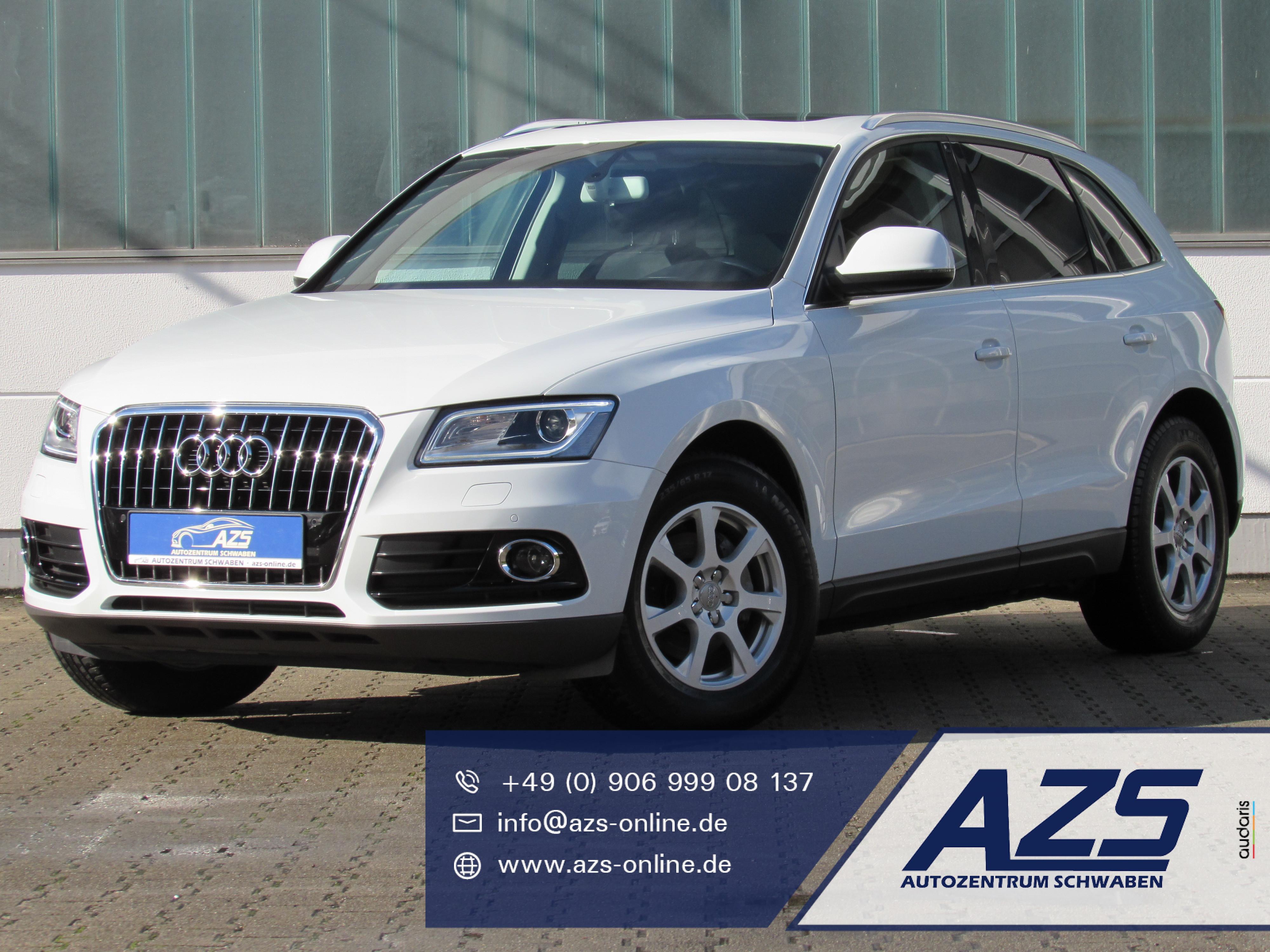 Audi Q5 2.0 TDI | Xenon | AZS-SICHERER-ONLINE-KAUF, Jahr 2013, Diesel
