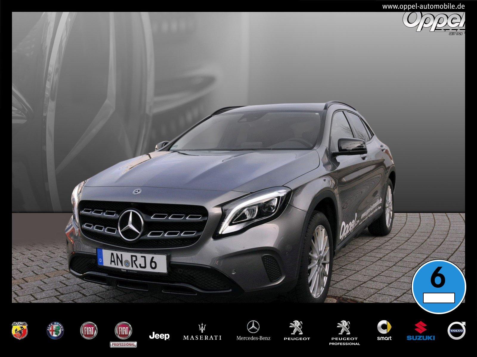 Mercedes-Benz GLA 220 4MATIC Urban +LED+360°-K+NIGHT+AHK+NAVI+, Jahr 2019, Benzin