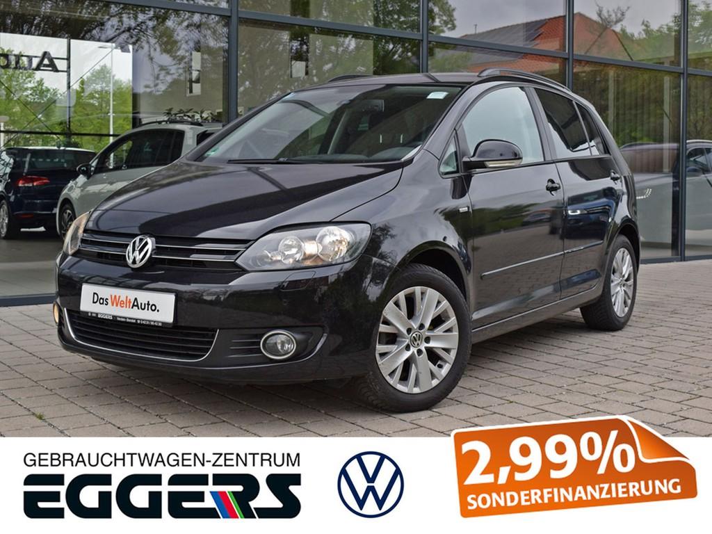 Volkswagen Golf Plus VI 1.4 TSI *Life*AHK*Navi*PDC*SiHzg*, Jahr 2013, Benzin