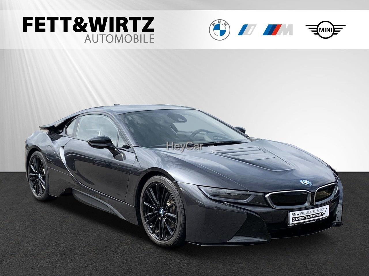BMW i8 Coupe HUD H/K 20'' Leas. ab 868,- br.o.Anz., Jahr 2020, Hybrid