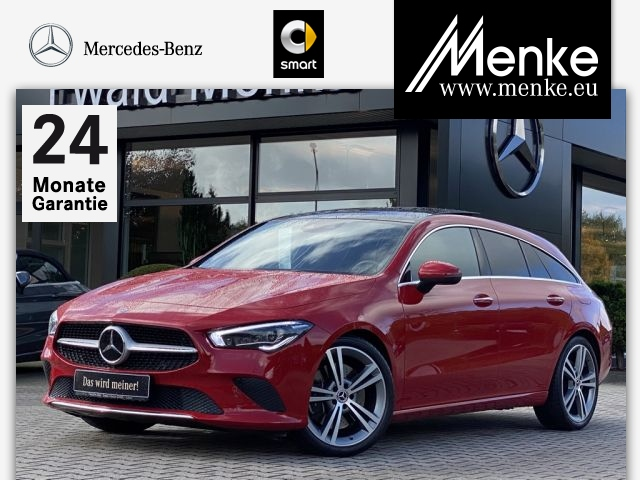 Mercedes-Benz CLA 200 Shooting Brake HUD,Memo,360,19erLMR, Jahr 2019, Benzin