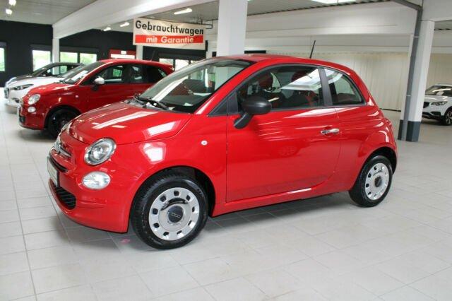 Fiat 500 Pop Star 1. Hand, Jahr 2017, Benzin