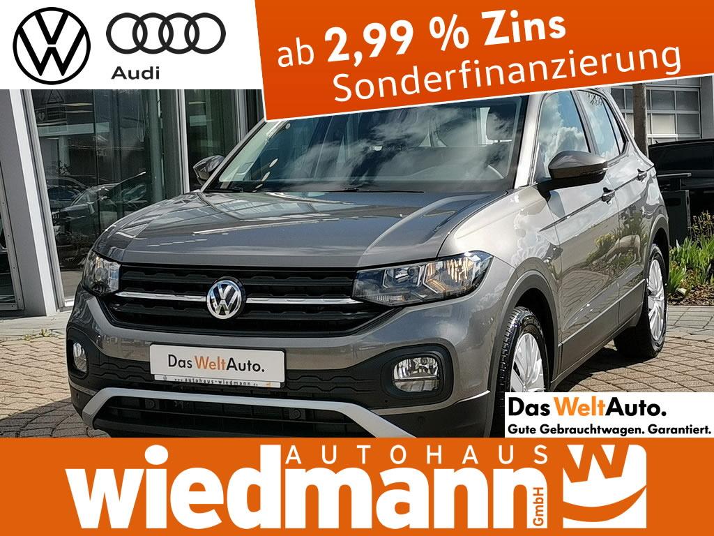Volkswagen T-Cross 1,0l TSI 5-Gang, Jahr 2018, Benzin