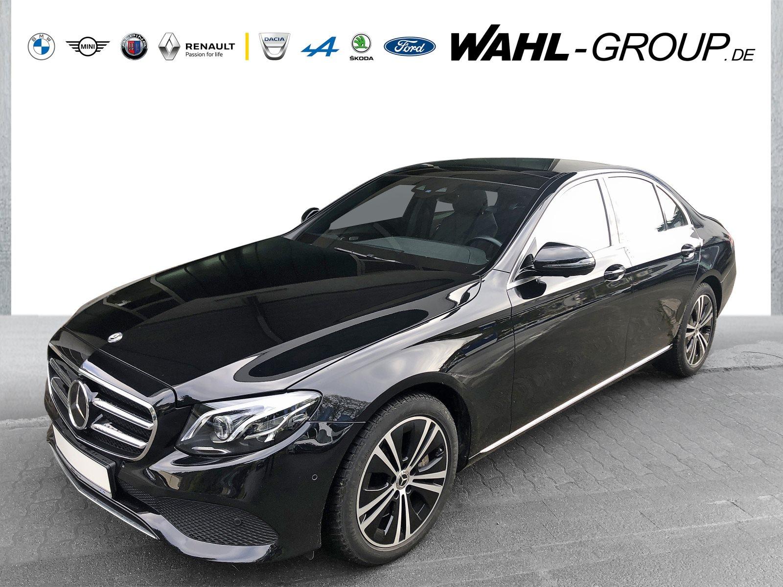 Mercedes-Benz E 450 AVANTGARDE+4MATIC+DAB+DYNAMIC SELECT, Jahr 2019, Benzin