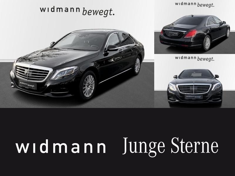 Mercedes-Benz S 350 d 4M Sitzklima*Comand*Fahrassist., Jahr 2017, Diesel