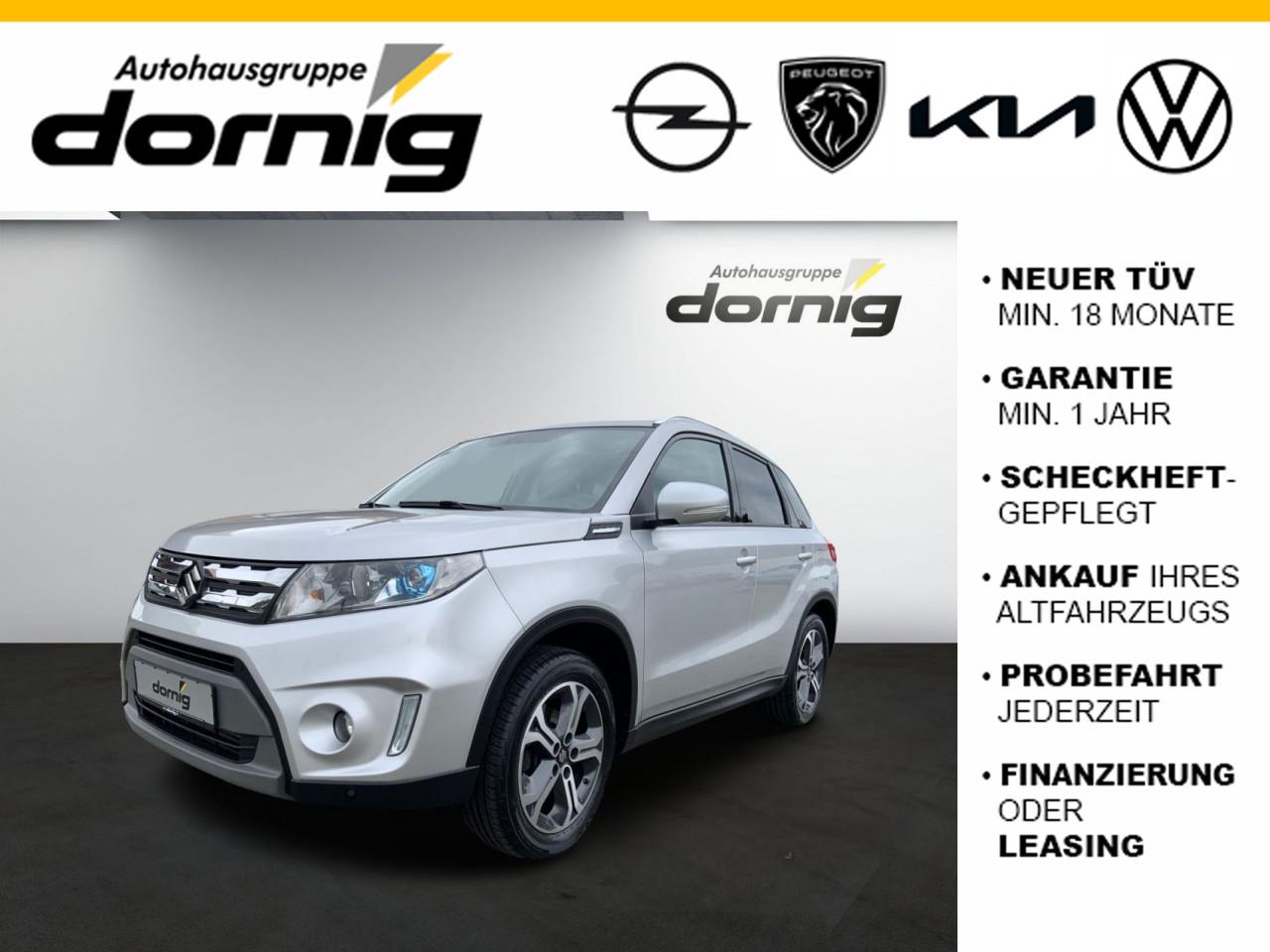 Suzuki Vitara Comf.,4x4,Klimaautom.,SHZ vo, Jahr 2016, Diesel