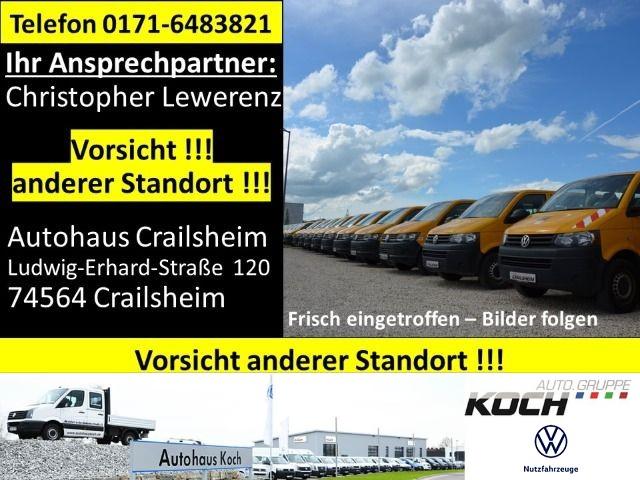Volkswagen T6 Caravelle 2.0 TDI Klima 8-Sitzer, Jahr 2017, Diesel