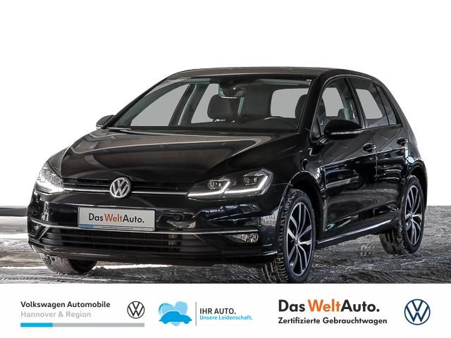 Volkswagen Golf VII 2.0 TDI Join Navi Standheizung Klima Einparkhilfe, Jahr 2018, Diesel