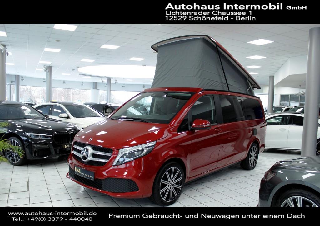 Mercedes-Benz V 300 d Marco Polo Edition 4Matic 9G-Tr.*Küche*, Jahr 2020, Diesel