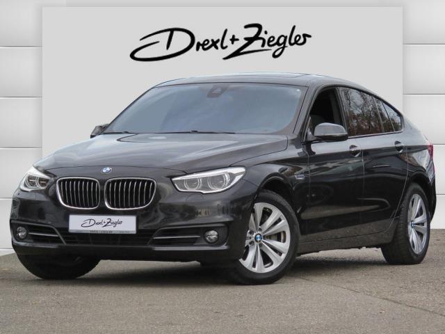 BMW 535d Gran Turismo Leder Navi HUD SCA Panora HiFi, Jahr 2016, Diesel
