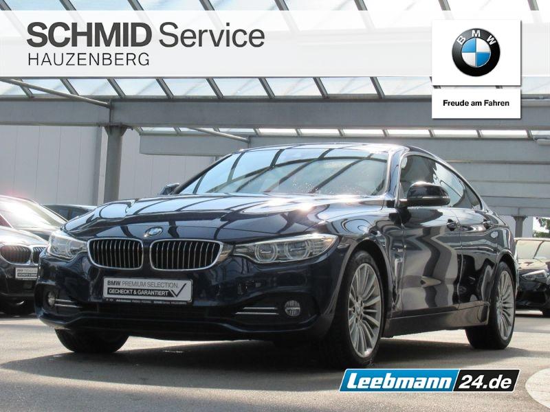 BMW 430d Gran Coupé Aut. Luxury GSD 2 JAHRE GARANTIE, Jahr 2016, Diesel