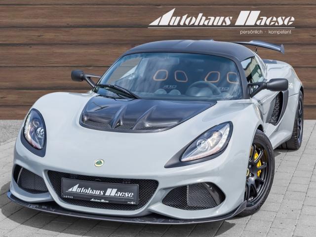 Lotus Exige Sport 410 mit Hardtop + zusätzl. Softtop, Klima, Jahr 2020, Benzin