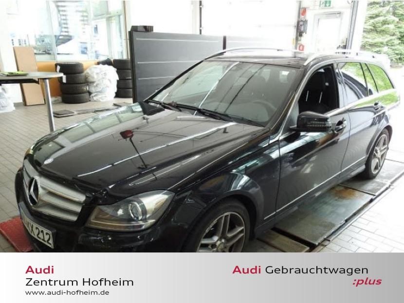 Mercedes-Benz C 220 T CDI DPF 125 kW*Xenon*Navi*AMG*MFL*Privac, Jahr 2014, Diesel