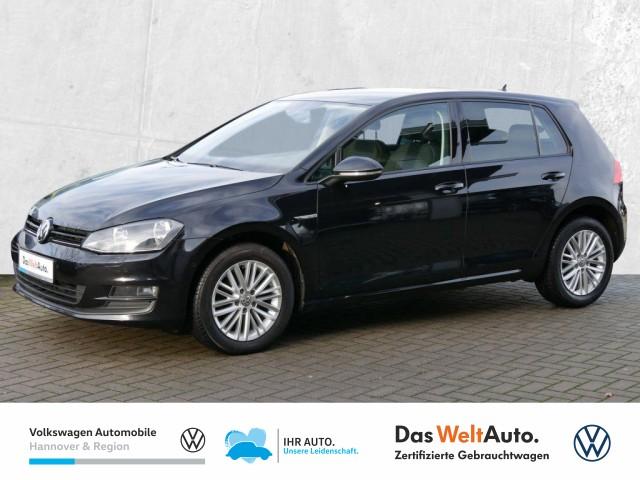 Volkswagen Golf VII 1.6 TDI BMT Cup Navi GRA Klima Sitzheiz, Jahr 2014, Diesel
