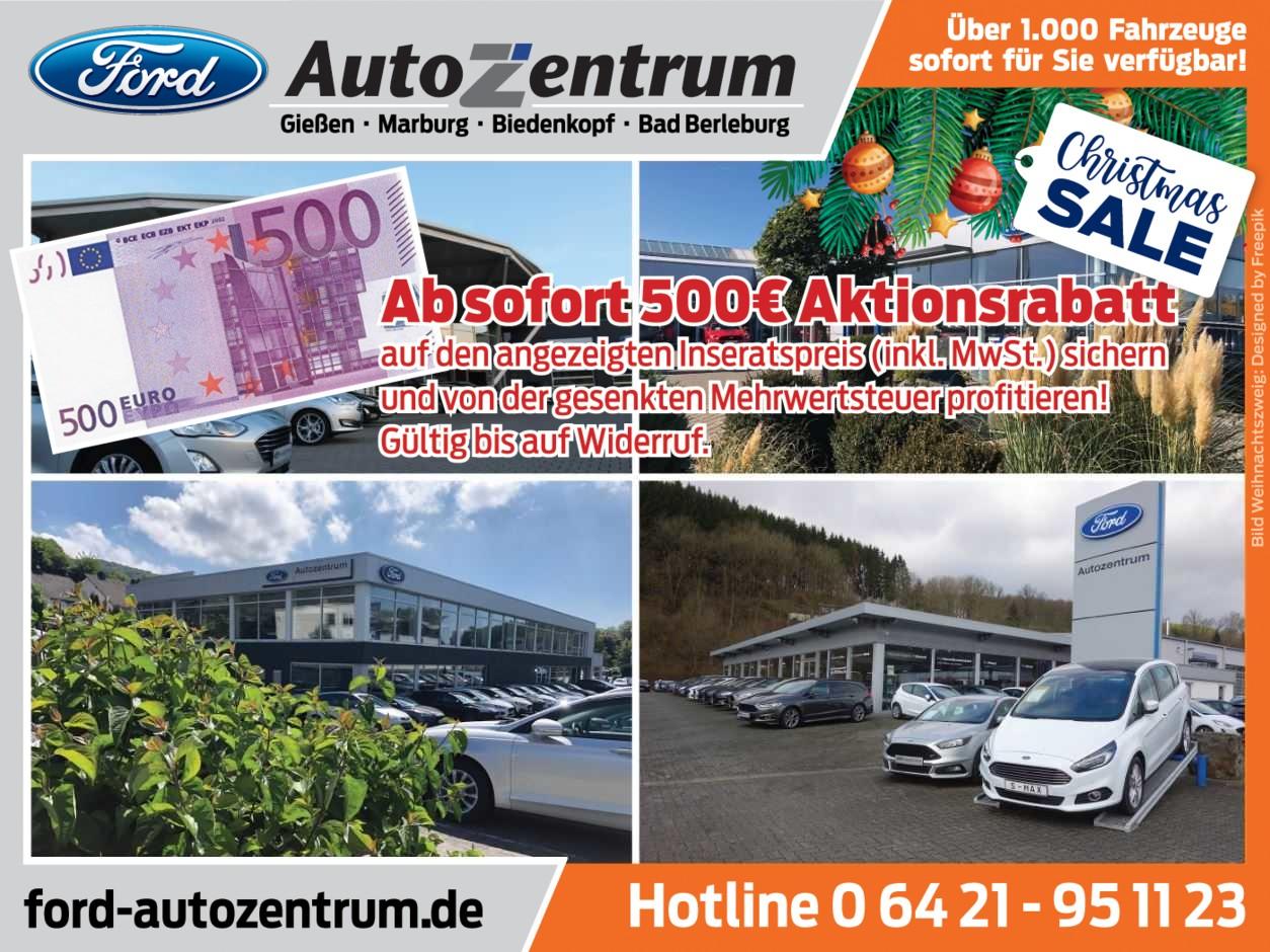 Ford Focus 1.6 Ti-VCT Trend Turnier Klima/CD-Radio, Jahr 2013, Benzin