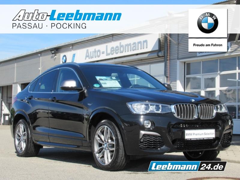BMW X4 M40i S-Aut. GSD/NAVI-PRO/RFK 2 JAHRE GARANTIE, Jahr 2018, Benzin