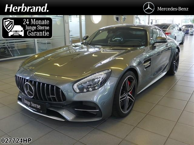 Mercedes-Benz AMG GT C Coupé Pano Perf.-Sitze Kamera Sound, Jahr 2018, Benzin