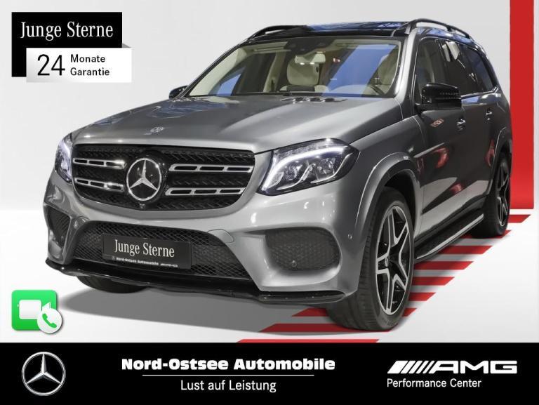 Mercedes-Benz GLS 500 4M AMG line COMAND Standhz Pano Sitzklim, Jahr 2018, Benzin