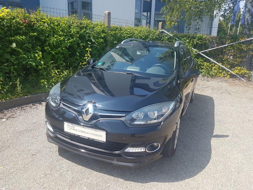 Renault Megane Grandtour dCi 110 FAP LIMITED, Jahr 2015, diesel