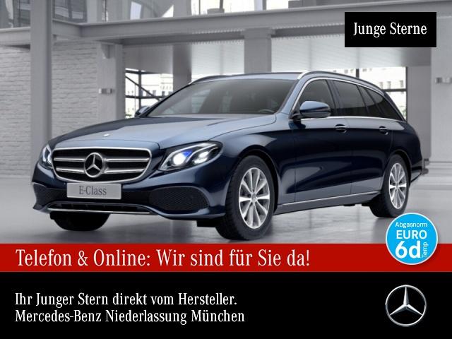 Mercedes-Benz E 220 d T Avantgarde Multibeam Distr. COMAND AHK, Jahr 2017, Diesel