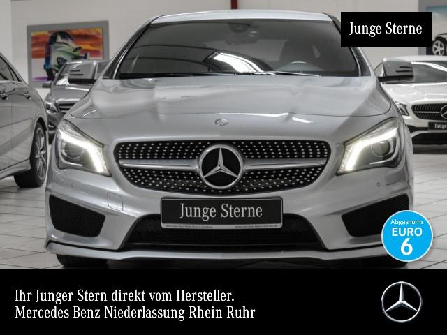 Mercedes-Benz CLA 250 Cp. AMG Xenon Kamera Navi PTS 7G-DCT Sitzh, Jahr 2015, petrol