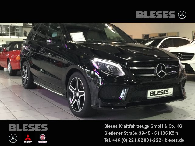 Mercedes-Benz GLE 350 d AMG Line +Panorama+Airmatic+LED+ uvm., Jahr 2015, Diesel
