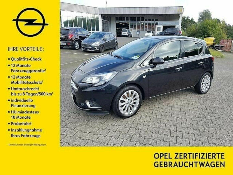 Opel Corsa E 1.3 CDTI Innovation ecoFlex Start/Stop, Jahr 2015, Diesel