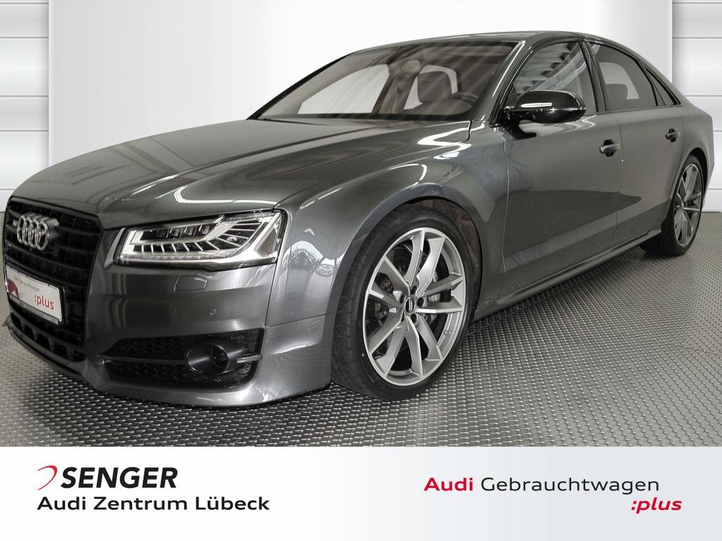 Audi S8 plus 4.0 TFSI quattro Matrix Standh. Bose, Jahr 2017, Benzin