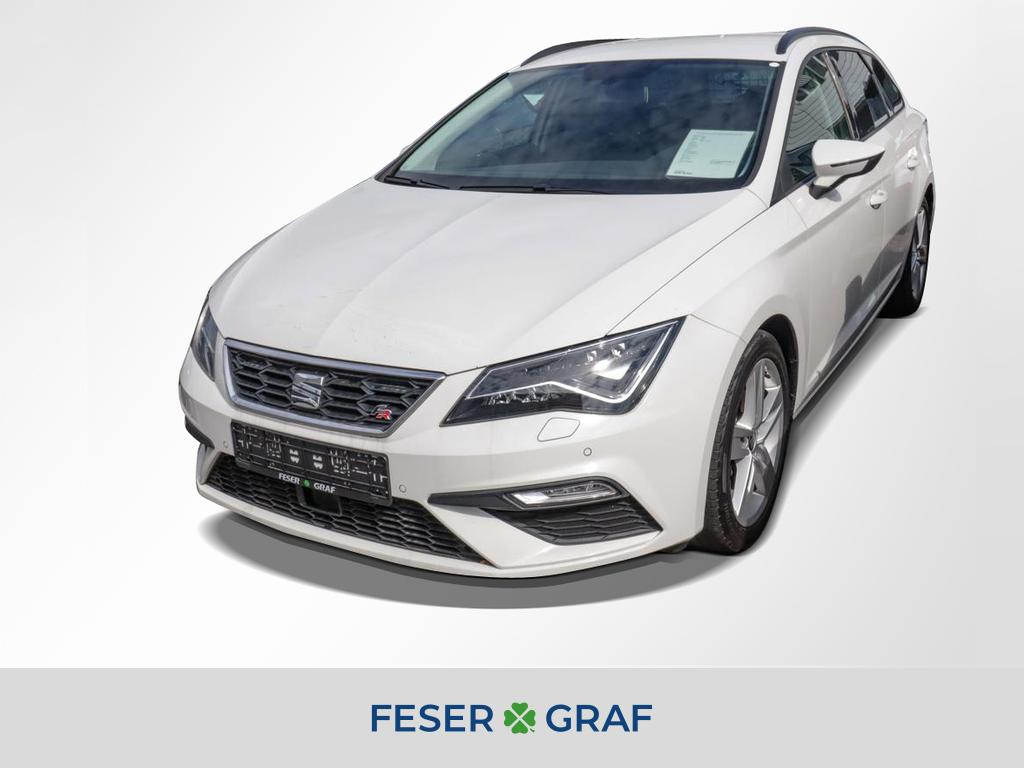 Seat Leon ST FR 2.0 TDI 135kW LED Navi EPH vo&hi, Jahr 2017, Diesel
