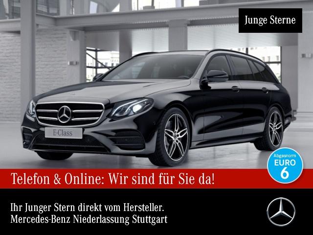 Mercedes-Benz E 350 d T 4M AMG WideScreen Distr. COMAND HUD LED, Jahr 2018, Diesel