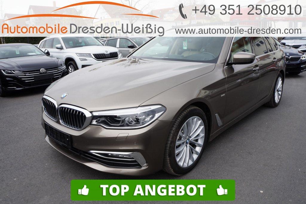 BMW 530 d Touring Luxury Line*Navi*ACC*HeadUp*Pano*, Jahr 2017, Diesel