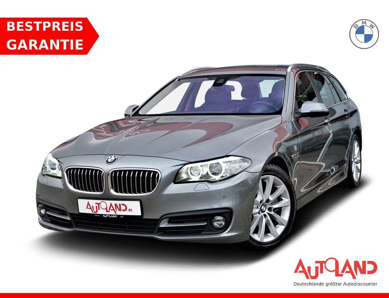BMW 525, Jahr 2015, Diesel