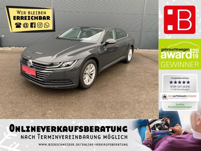 Volkswagen Arteon 2.0 TDI NAVI LED PDC TEMPOMAT, Jahr 2018, Diesel