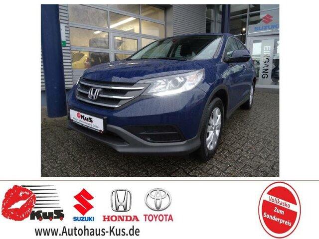Honda CR-V 2.0 +AHK+Klimaauto.+Parkpilot+Top, Jahr 2013, Benzin