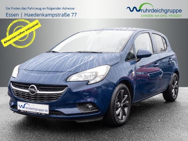 Opel Corsa E 120 Jahre 1.4+Allwetter+PDC+Radio R4.0, Jahr 2019, Benzin
