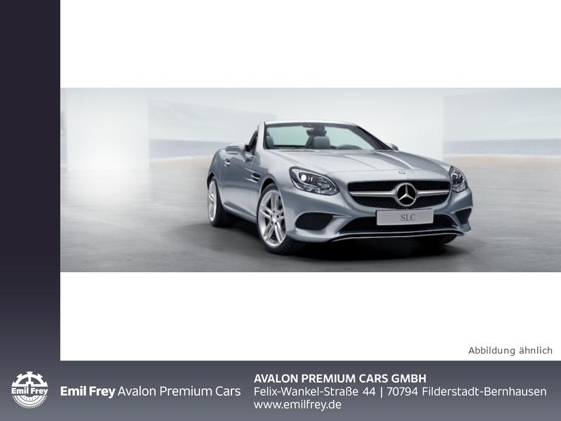 Mercedes-Benz SLC 300 9G-TRONIC, Jahr 2016, Benzin