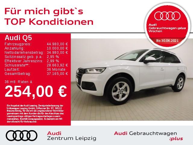 Audi Q5 40 TDI quattro sport*Audi pre sense city*AHK*, Jahr 2020, Diesel