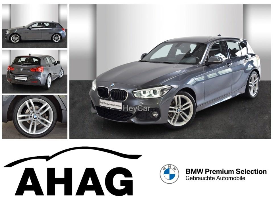 BMW 118d M Sport Navi Business Klimaaut. Sportsitze, Jahr 2017, Diesel
