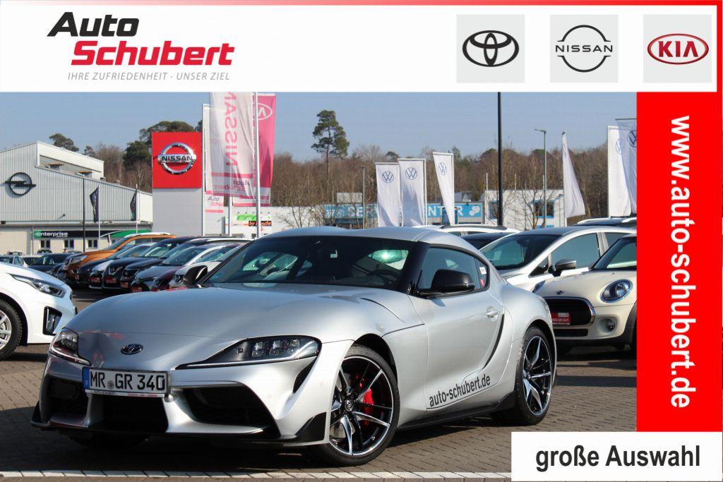 Toyota Supra GR Legend +Premium Paket+NAVI+TEMPOMAT, Jahr 2020, Benzin