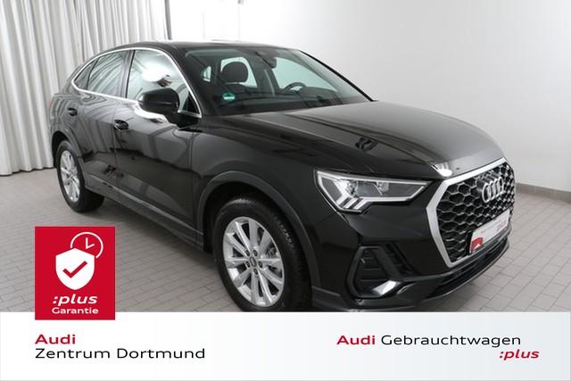 Audi Q3 Sportback 35TFSI Navi+/LED/GRA/APS+/VC, Jahr 2020, Benzin