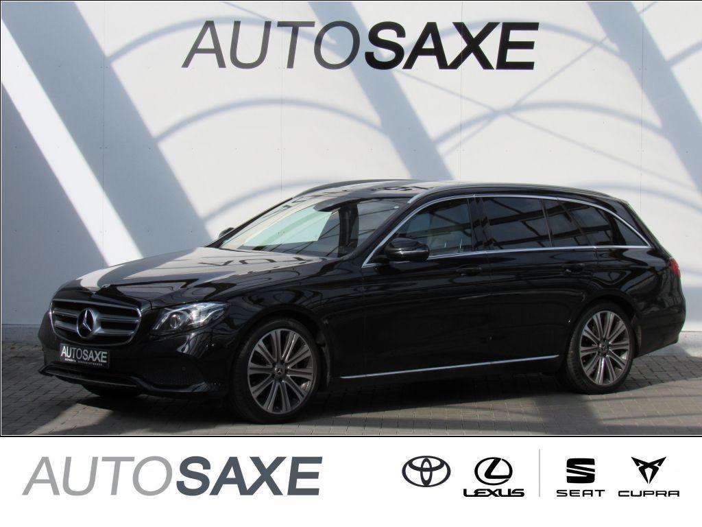 Mercedes-Benz E 250 T 9G-TRONIC Avantgarde*LED*NAVI*LEDER*SHZ*, Jahr 2017, Benzin