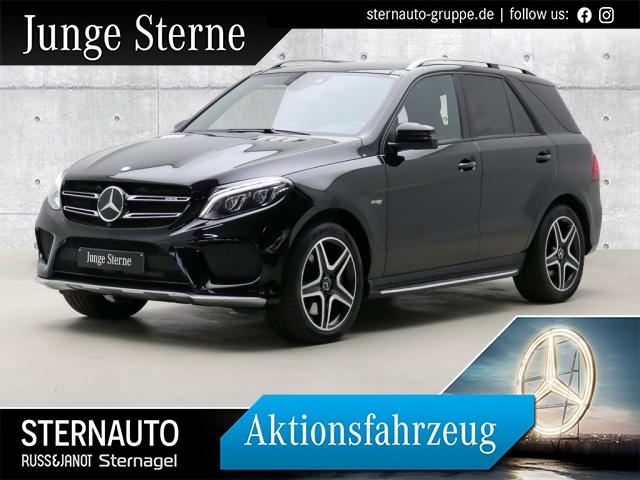 Mercedes-Benz GLE 43 AMG 1.000EUR SOFORTBONUS BEI KAUF BIS15.4, Jahr 2016, Benzin