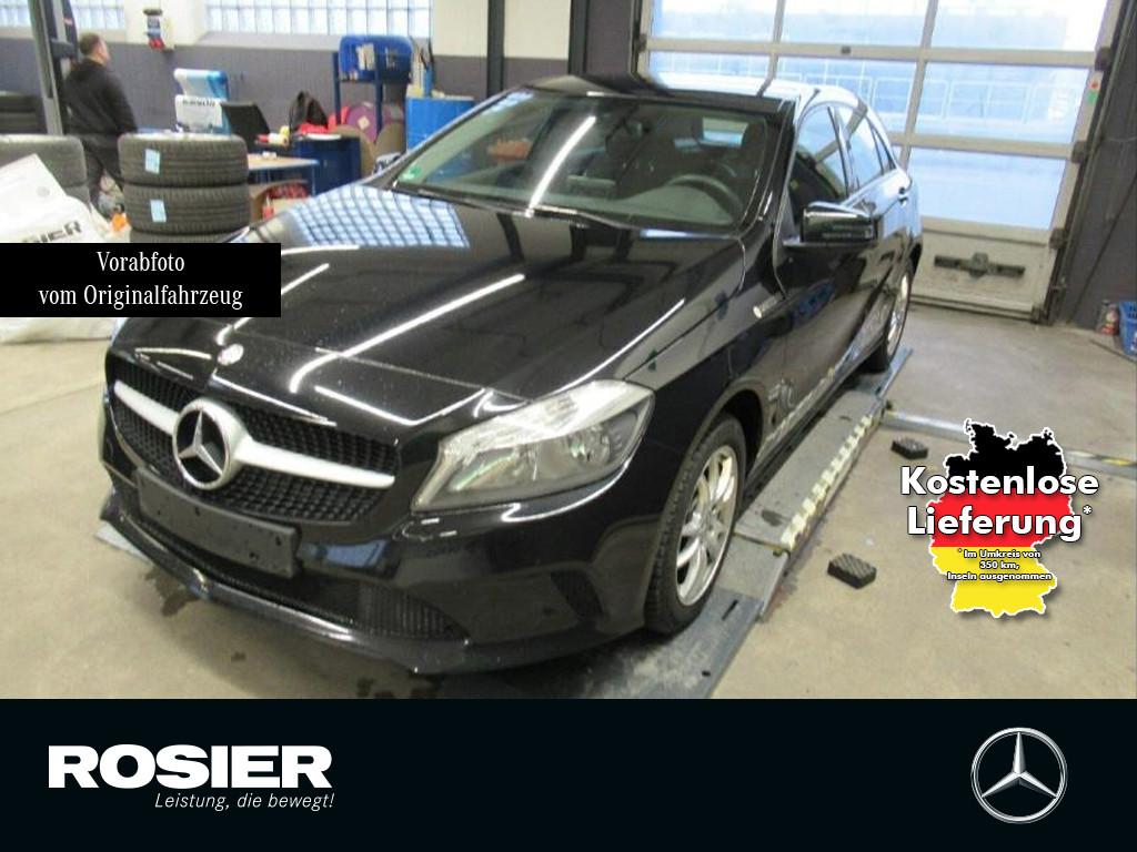 Mercedes-Benz A 160 d Navi Klima Bluetooth Radio/CD el. Spiege, Jahr 2016, Diesel